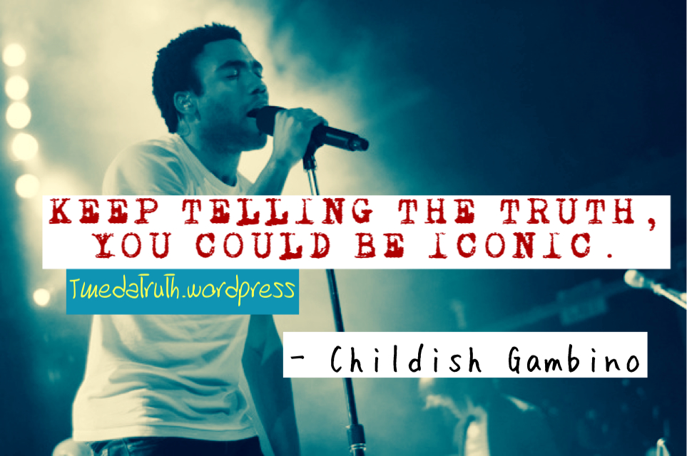 Childish Gambino Freestyle Pound Cake